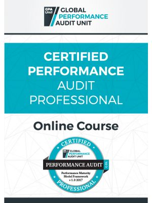 Certified Performance Audit Professional Online Course