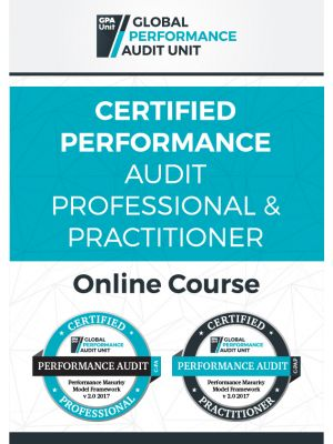 Certified Performance Audit Professional and Practitioner Online Course