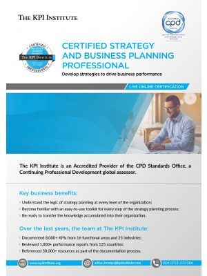 Live Online Certified SBP Professional