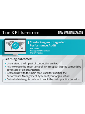 Conducting an Integrated Performance Audit