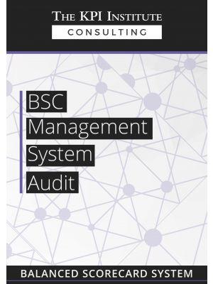 BSC Management System Audit
