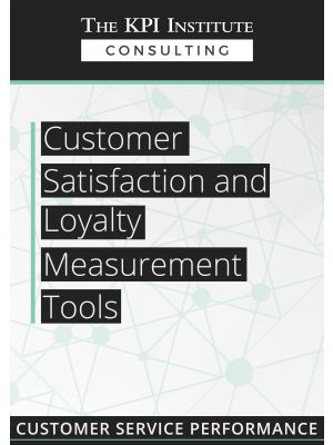 Customer Satisfaction and Loyalty Measurement Tools