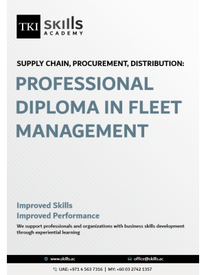 Professional Diploma in Fleet Management
