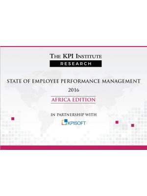 State of Employee Performance Management 2016 Africa Edition