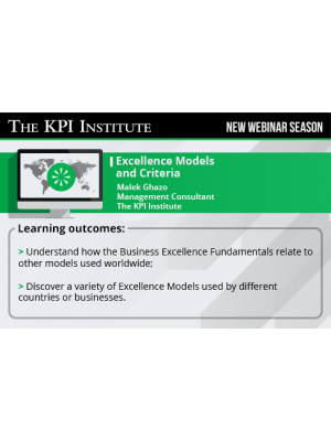 Excellence Models and Criteria-Standard