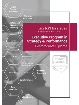 Postgraduate Diploma in Strategy and Performance