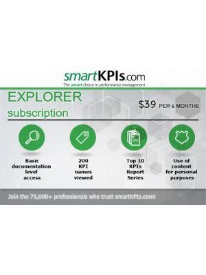 smartKPIs.com EXPLORER