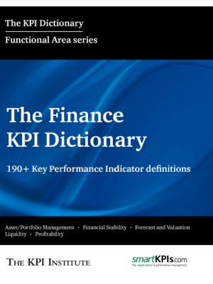 The Finance KPI Dictionary