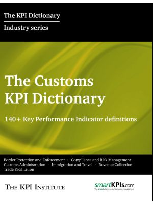 The Customs KPI Dictionary