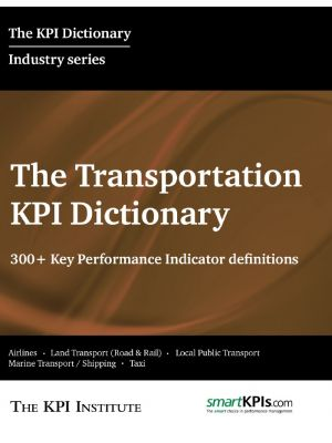 The Transportation KPI Dictionary