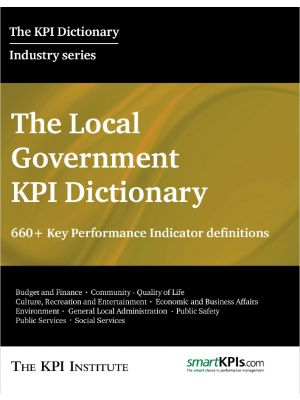 The Local Government KPI Dictionary