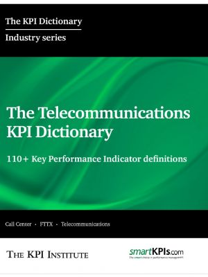 The Telecommunications KPI Dictionary
