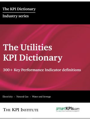 The Utilities KPI Dictionary