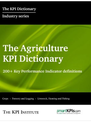 The Agriculture KPI Dictionary