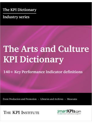 The Arts and Culture KPI Dictionary