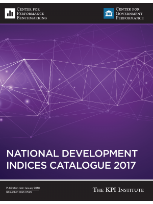 National Development Indices Catalogue