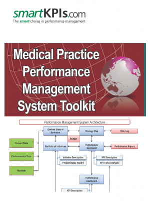 Medical Practice Performance Management System Toolkit