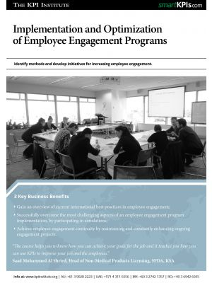 Implementing Employee Engagement Programs