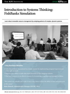 Introduction to Systems Thinking: Fishbanks Simulation