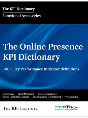 The Online Presence KPI Dictionary