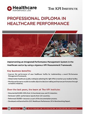 Professional Diploma In Healthcare Performance