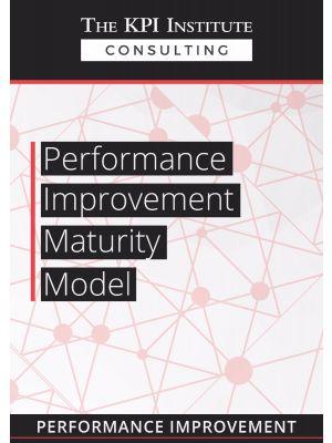Performance Improvement Maturity Model