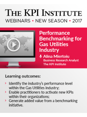 Performance Benchmarking for the Gas Utilities Industry