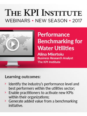 Performance Benchmarking for Water Utilities