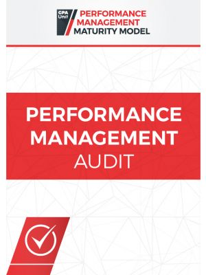 Performance Management Audit