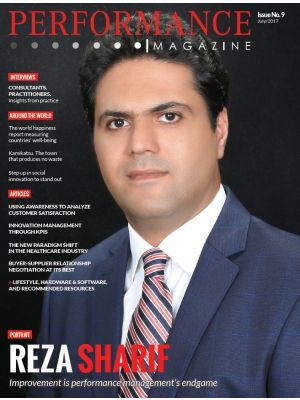 Performance Magazine: Printed Edition - July 2017