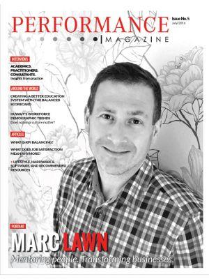 Performance Magazine: Printed Edition - July 2016