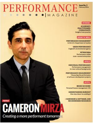 Performance Magazine: Printed Edition - February 2016