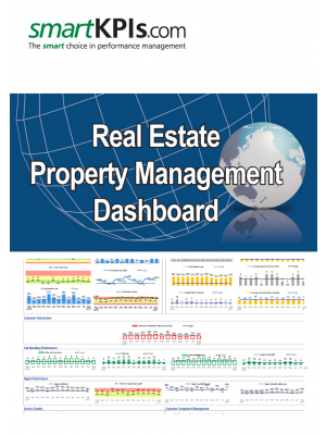 Real Estate Property Management Dashboard