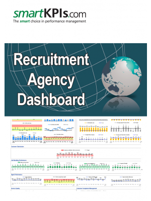 Recruitment Agency Dashboard