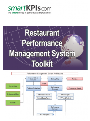 Restaurant Performance Management System Toolkit