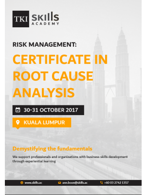 Certificate in Root Cause Analysis