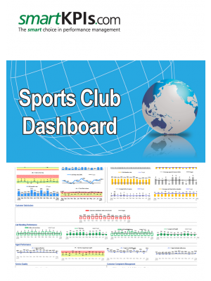 Sports Club Dashboard