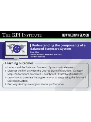 Understanding the components of the Balanced Scorecard System