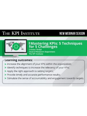 Mastering KPIs: 5 techniques for five challenges