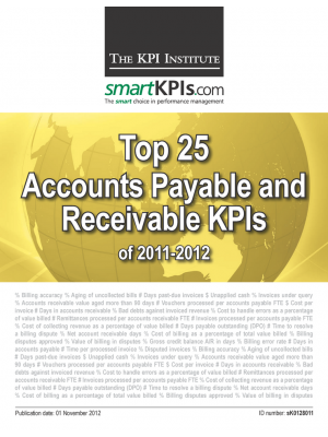 Top 25 Accounts Payable and Receivable 2011-2012