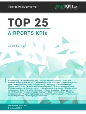 The Top 25 Airports KPIs - 2018 Edition