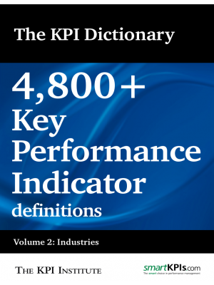 The KPI Dictionary Volume II: Industries