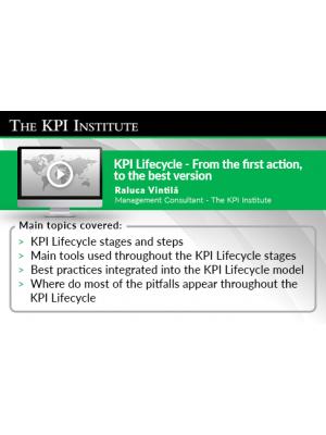KPI Lifecycle