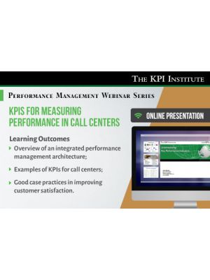 KPIs for measuring Performance in Call Centers