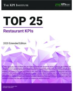 The Top 25 Restaurant KPIs – 2020 Extended Edition