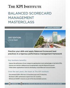 Balanced Scorecard Management Masterclass