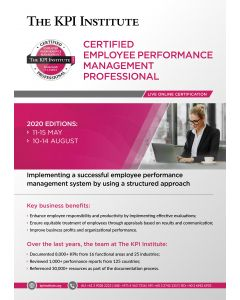 Live Online Certified EPM Professional