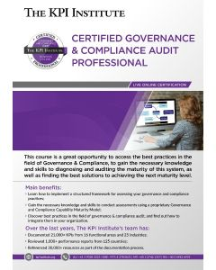Live Online Certified GCA Professional