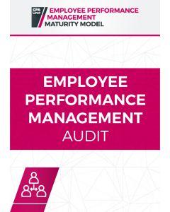 Employee Performance Management Audit