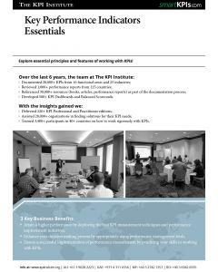 KPI Essentials for Member-Based Organizations